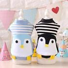 Внешний вид - Clothing For Dogs Pet Puppy Dog Clothes Penguin Dog Sweater Hoodie Base Shirt