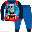 Baby Boys Babies Thomas the Tank Engine Long Pyjamas Snuggle Leg