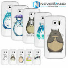 New Funny Animation Totoro Fantasy Phone Case Cover Skins For Samsung 3/4/5/6