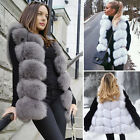 Genuine Real Whole Fox Fur Vest Women Fashion Gilet Long Jacket Coats Garment