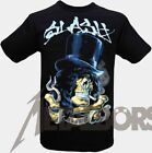 "Slash ""smoking Crâne"" tee-Shirt 105529 #"