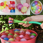111PCS/333PCS Magic Water Balloons with Injector Bombs Kids Garden Party Toys