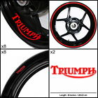 Triumph  Motorcycle Sticker Decal Graphic kit SPKFP1TR001 £59.0 GBP on eBay