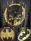 BATMAN Official T-Shirt Dark Knight Rises GOLD SKULL Logo 2012 T SHIRT All Sizes