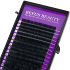 Set 3x Mix Silk Lashes 3D Volumentechnik 0,05 0,07 0,10 B C D L Seidenwimpern