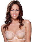 Charnos Betsy Underwired Balconnet Balcony Bra in Nude