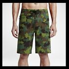 NWT$150 Hurley Phantom JJF II Elite Men's Boardshorts 4-Way Stretch Shorts Sz 40