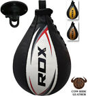 Kyпить RDX Cow Hide Leather Speed Ball & Swivel Boxing Punch Bag Punching Training MMA на еВаy.соm