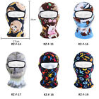 Fashion Motorcycle Bicycle skiing Sunscreen Warm Fleece Full Face Mask Cover Hat