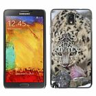 Hard Phone Case Cover Skin For Samsung Lynx eats raw meat