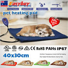 Temperature Control Soft Pet Heating Pad Heated Bed 40x30cm Electric Warmer Pad