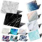 "Marble Paint Rubberized Hard Case For 2016 Macbook PRO 13"" TOUCH BAR A1708/A1706"