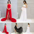 Maternity Pregnant Women Chiffon Photography Props Dress with Knickers