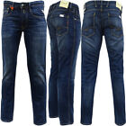 Uomo Replay Blu Scuro Jean - Anbass [Jeans Denim Slim Fit]