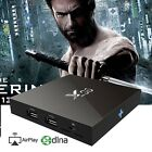 X96 TV Box S905X Quad Core Fully Loaded 4K Media Player+IR Cable Keyboard Mouse