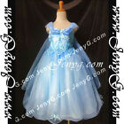 PFB9 Flower Girl Wedding Junior Bridesmaid Princess Graduation Party Prom Dress