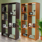 NEW 7 TIER CUBE BOOKSHELF SHELVES SHELVING CD RACK STORAGE