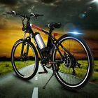 Aluminum Folding Mountain Bike Electrice Bicycle Cycling Lithium Battery 250W