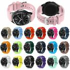Replacement Wrist Strap Soft Silicone Watchband For Samsung Gear S3 Frontier New