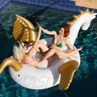 Inflatable Pool Float Giant lovely Pegasus Water Swimming Toy Pool