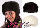 Women's Ladies Luxury Faux Fur Russian Cossack Ushanka Winter Warm Hat