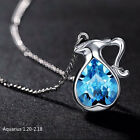 Hot Sales Newest Zodiac Jewelry Pendants Jewelry Bijouterie Charm Holiday Gifts