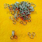 Hooks & Eyes Silvery Colour SEW ON Multi Sizes Waistband Adjustable Button Tools