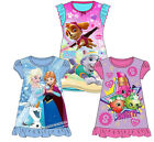 Girls Paw Patrol Nightdress Sleepwear Nickelodeon Pyjamas NEW
