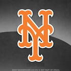 "New York Mets Logo Vinyl Decal Sticker MLB - 4"" and Larger Sizes - Glossy on Ebay"