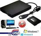 LOT 20 1.44MB 3.5 Inch USB External Floppy Disk Drive Diskette FDD for Laptop OY