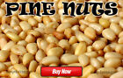 PINE NUTS 40g - 190g SHELLED PIGNOLIAS FRESH RAW BULK (1.4oz - 6,7oz)