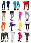 GIRL'S COTTON LYCRA FULL ANKLE FOR CASUAL/SPORT/ACTIVE ANKLE LEGGING STRETCHY QU