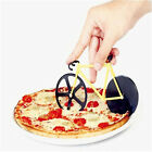 Bicycle Wheel Pizza Cutter Pancake Chopper Slicer Kitchen Stainless Steel Tool