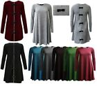 NEW LADIES BOW BACK DIAMANTE TOP LONG SLEEVE SKATER SWING WOMENS DRESS 8-26