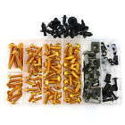 Complete Fairing Bolt Screws Kit For BMW R1200RT F800GT S1000RR K1300S HP2 HP4