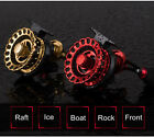 6+1BB Bearings Saltwater Metal Raft Fly Ice Fishing Front Reel Baitcasting 2.6:1