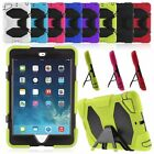 Water/Dirt/Shockproof Stand Case Cover For iPad2/3/4 iPadAir/Air2 Mini1/2/3