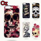 Art Skull Cover for OPPO R9s Plus, Cute Design Painted Case WeirdLand