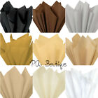 "*9 COLORS!!* Tissue Paper for Gift Wrapping 20""x26"" Solid Sheets YOUR CHOICE!"