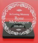 IN LOVING MEMORY Personalised Engraved Memorial Tealight Holder / Candle *New*