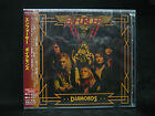 ENFORCER Diamonds + 1 JAPAN CD Alpha Tiger Skull Fist White Wizzard Wolf
