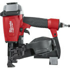 Milwaukee 1-3/4 in. Pneumatic Coil Roofing Nailer 7220-80 recon