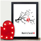 Personalised Valentines Day Gifts for Him Her Husband Wife Couples Presents