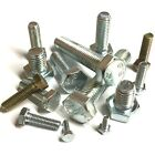 "1/4"" 5/16"" 3/8"" 7/16"" 1/2"" UNC Hexagon Set Screws - Zinc Plated - Hex Setscrews"