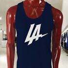 LOS ANGELES CHARGERS LA CHARGE FOOTBALL SAN DIEGO Mens Navy Tank Top $14.99 USD on eBay