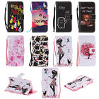 Luxury Pattern Flip Wallet Stand Leather Case Cover For iPhone 6 6S 7 /Plus