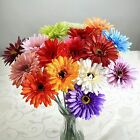 Wholesale Artificial Gerbera Flowers Wedding Party Bouquet Home Party Decor Gift