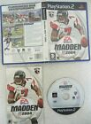 18723 Madden NFL 2004 - Sony Playstation 2 Game (2003) SLES 51797