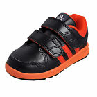 Adidas LK Infant Boys Toddlers Casual Infants Trainers Black
