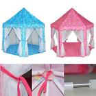 Large Princess Castle Play Tent Baby Children Playhouse Indoor NEW A